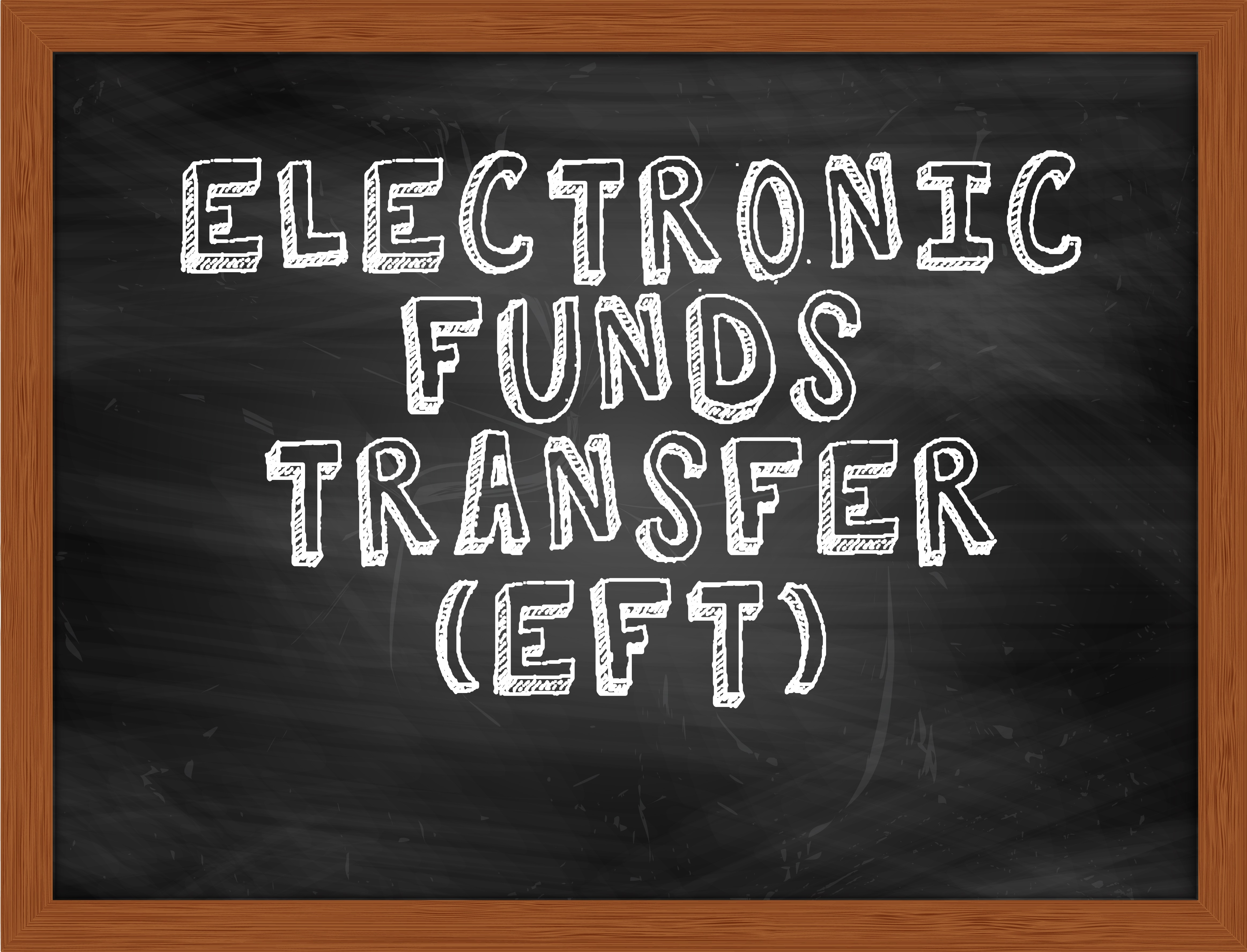 Call It Eft Or Ach Edi But Theyre Different And Matters Wiring Funds Vs